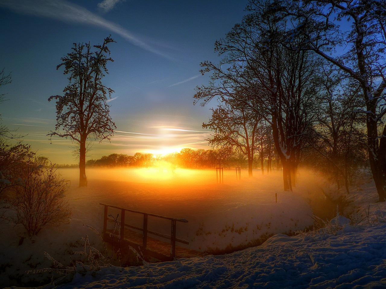 груди красивая картинка с закатом солнца зима служащие этой