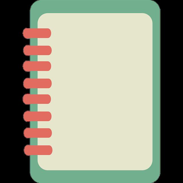Libreta Cuaderno Dibujo - Imagen gratis en Pixabay