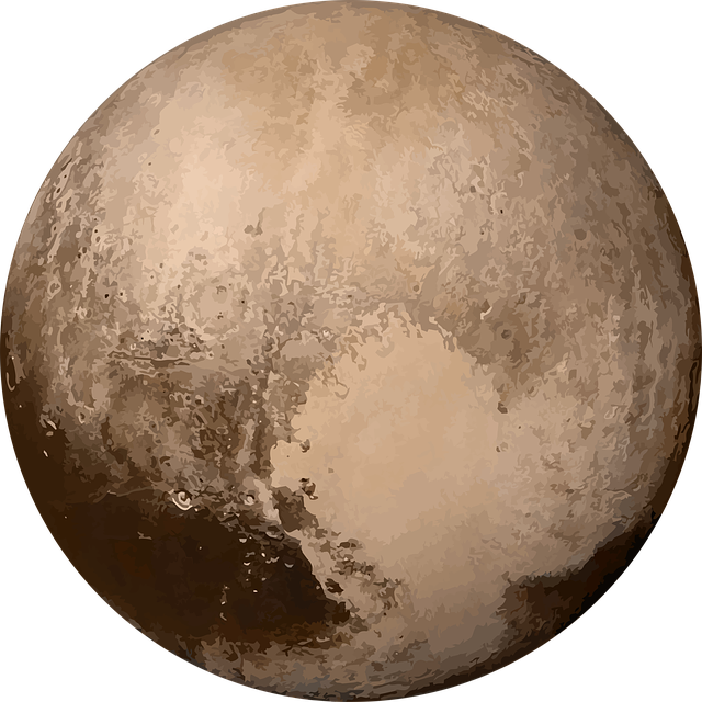pluto planet dwarf a 183 free image on pixabay