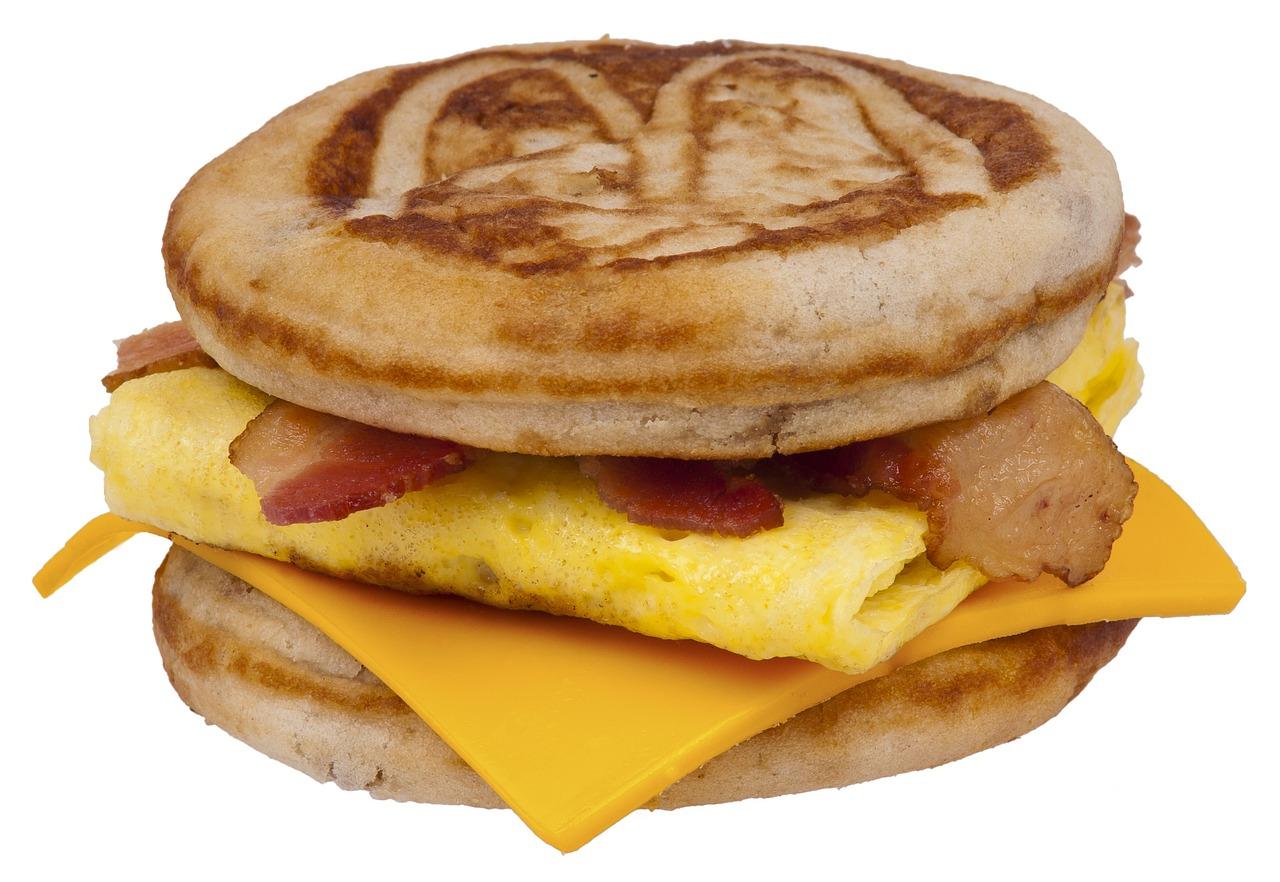 Egg McMuffin Breakfast