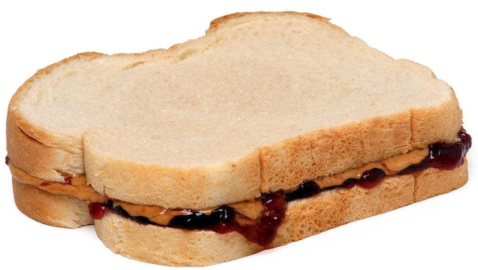 Peanut Butter Sandwich Ideas
