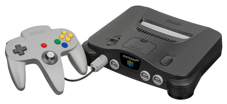 Video Game Console, Video Game, Play