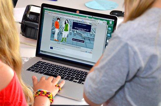 メディアリテラシー, ノート パソコン, ノートブック, コンピューター