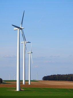 Pinwheel, Energy, Eco, Wind Power, Sky