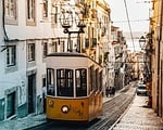 trolley, street car, transport