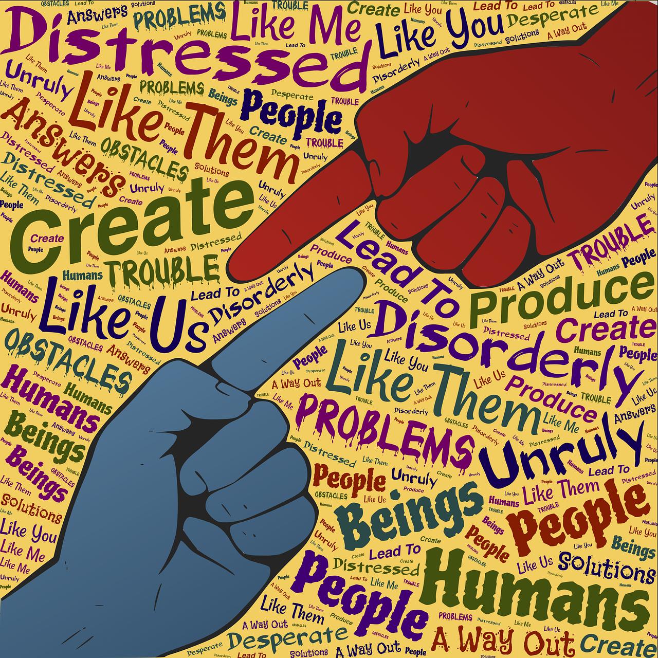 Fingerprinting Blaming Division - Free image on Pixabay