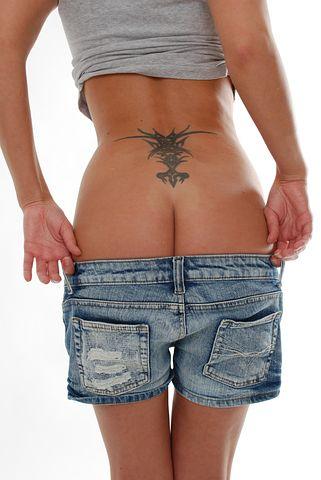 Фото джинсы голых девушке 86109 фотография