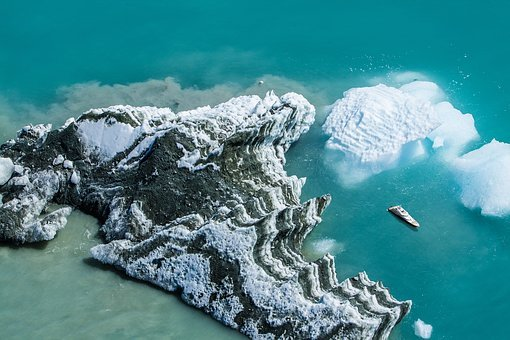 Aerial Drone Water Yacht Sea Ocean Cliffs