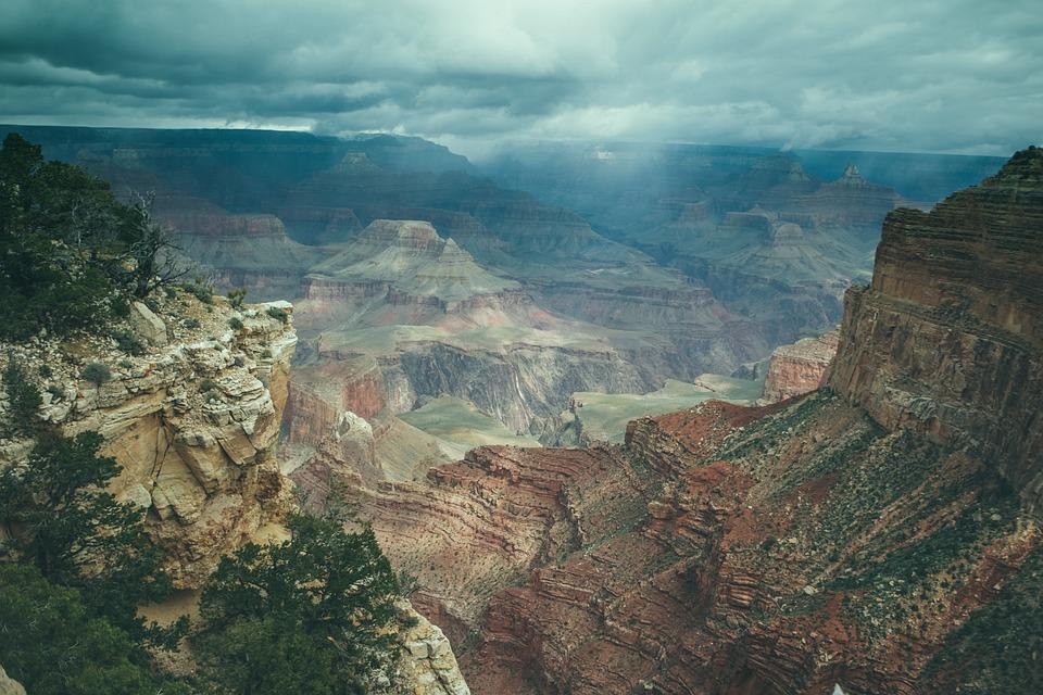 Grand Canyon Arizona Crater Free Photo On Pixabay
