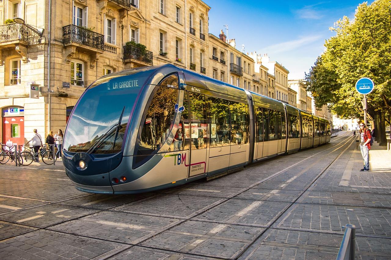 Bordeaux France Tram - Photo gratuite sur Pixabay
