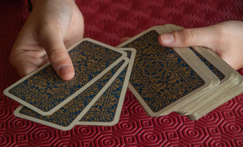 Playing Cards, Cards, Player, Distribute, Tarot