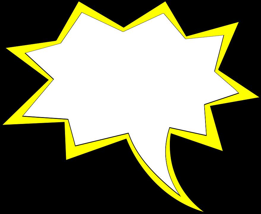 Burbuja Del Discurso Globo De · Imagen Gratis En Pixabay
