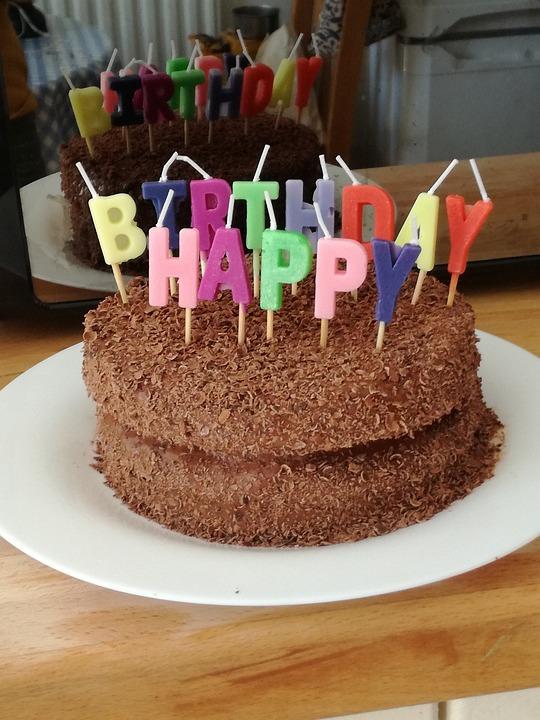 Happy Birthday Cake Chocolate Free photo on Pixabay