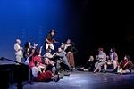 theatre, chorus