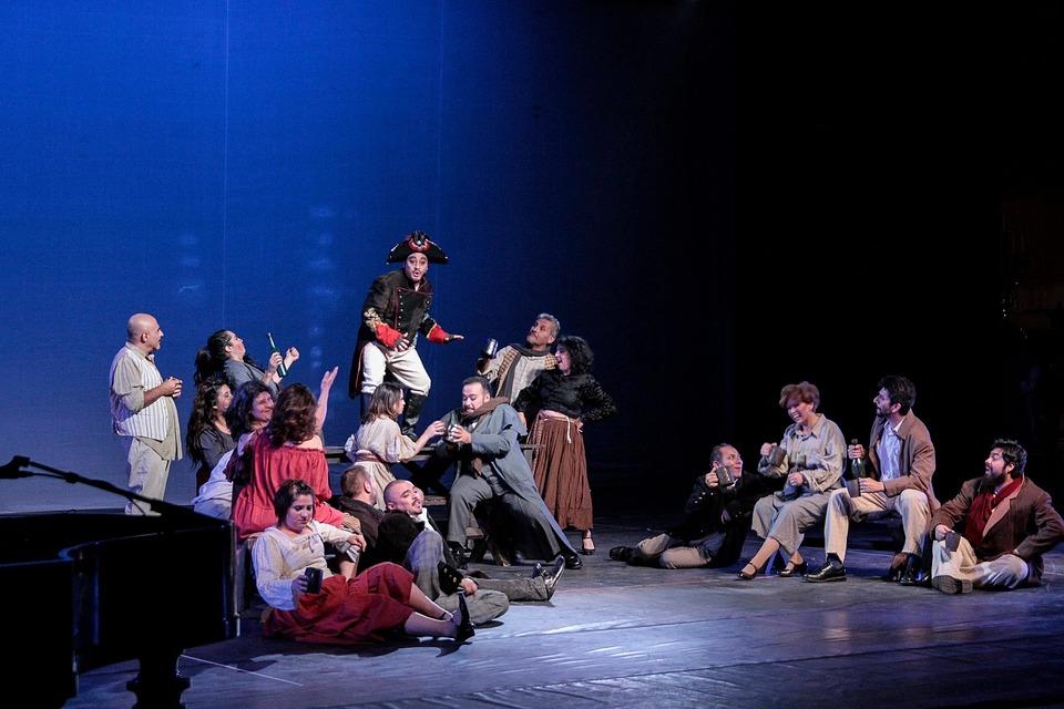 Teatro, Aysén, Coro