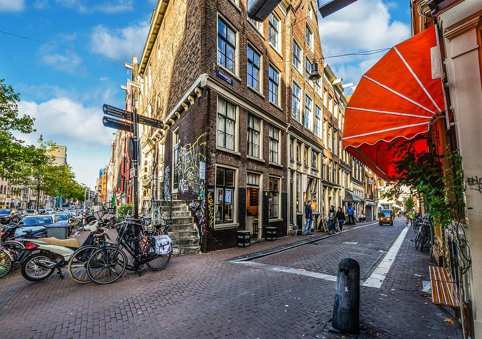 amsterdam pases bajos holanda vida de la ciudad