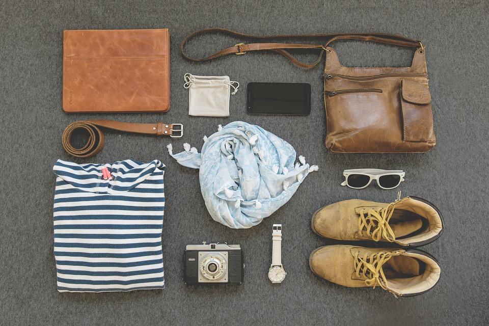 Moda, Acessórios, Bolsa, Produtos De Couro, Sapatos