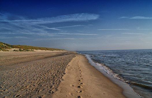 Strand, Meer, Callantsoog, Dünen