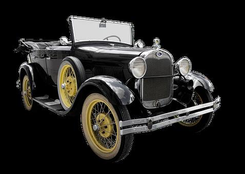 Oldtimer, Automotive, Traffic, Vehicle