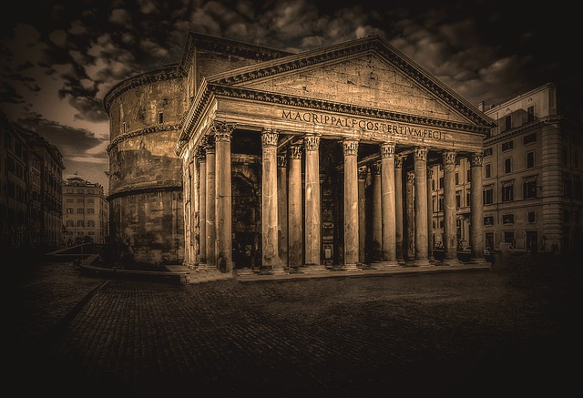 Free Photo Pantheon Rome Italy Architecture Free