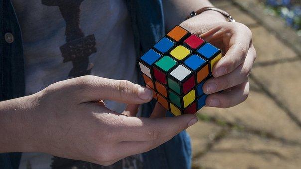 Cubo de Rubik Erno