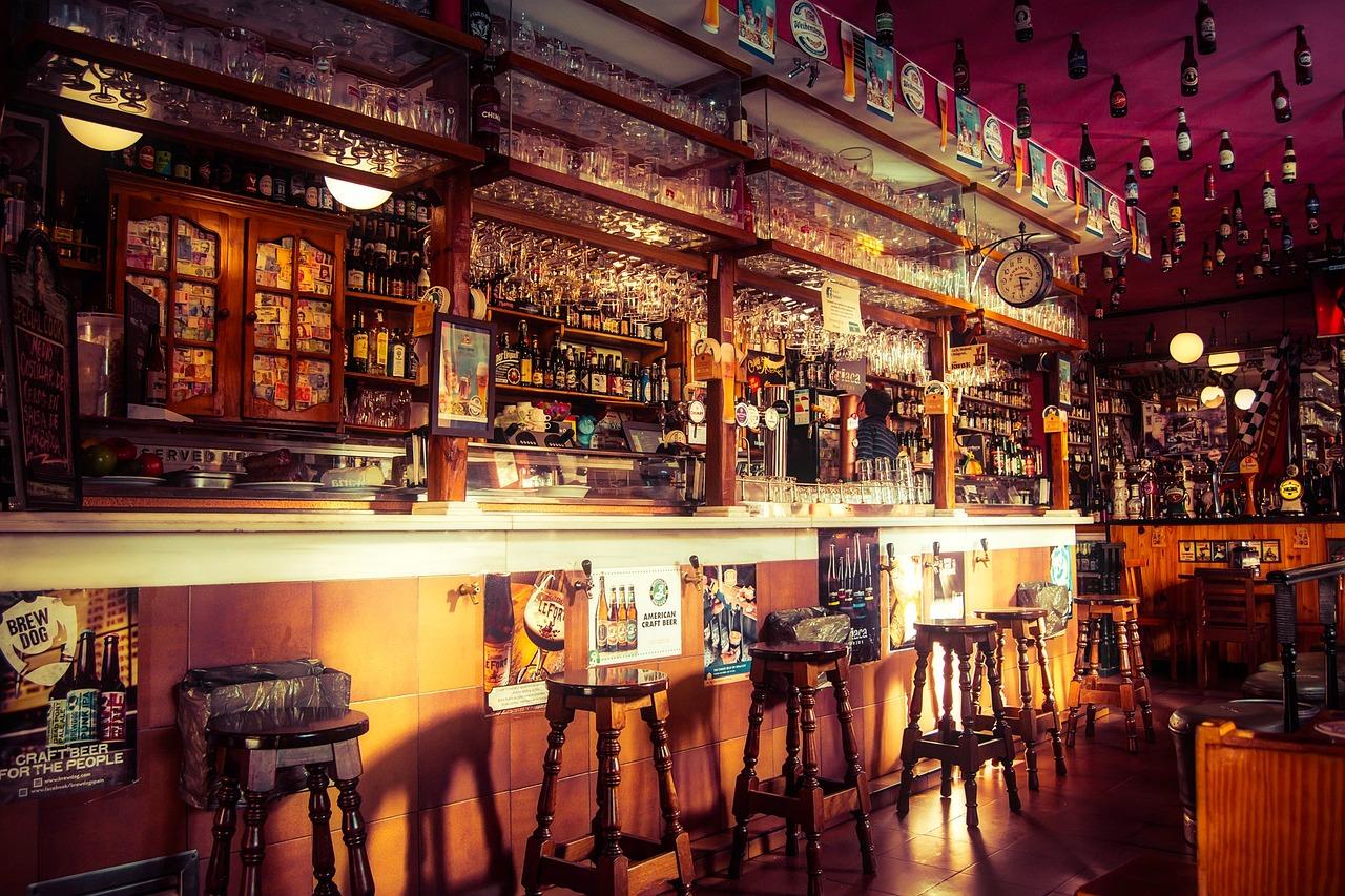 Vienna Pub Interior