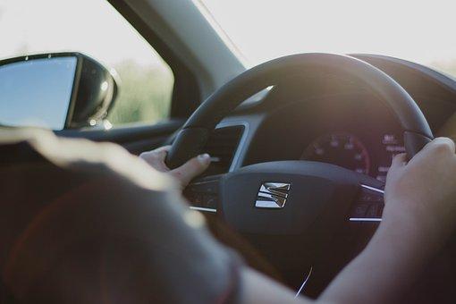 Steering Wheel Seat Wheel Transport Car Tr