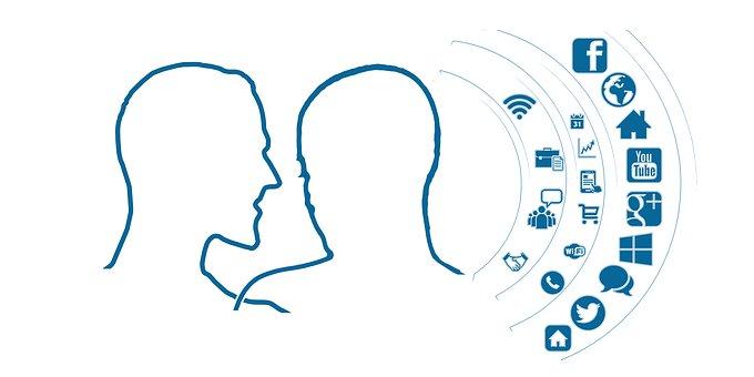 Medios De Comunicación Social, Icono