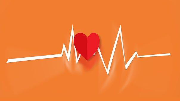 Corazón Beat Latidos Cardíacos Latido De E
