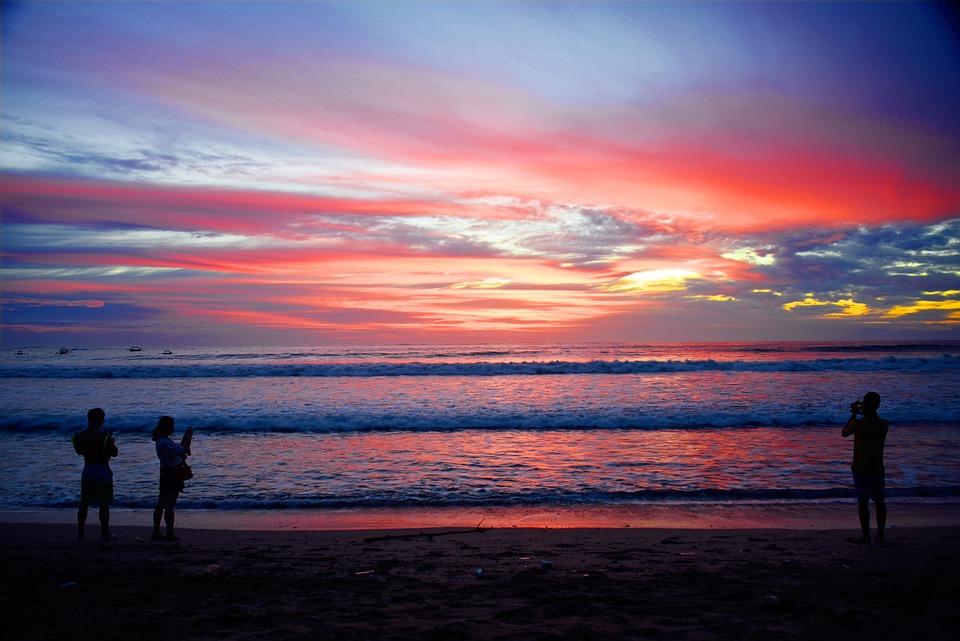 Bali, tourist