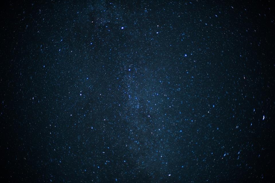 Star, Milky Way, Sky, Night Sky