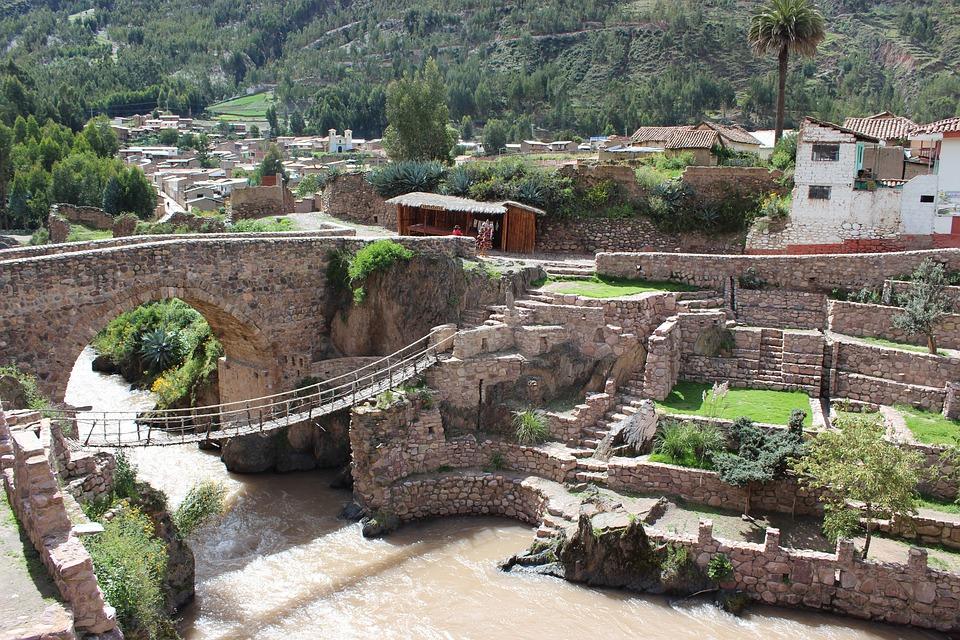 Pere, Hory, Machu, Picchu, Kameň, Starovekej, Scenérie