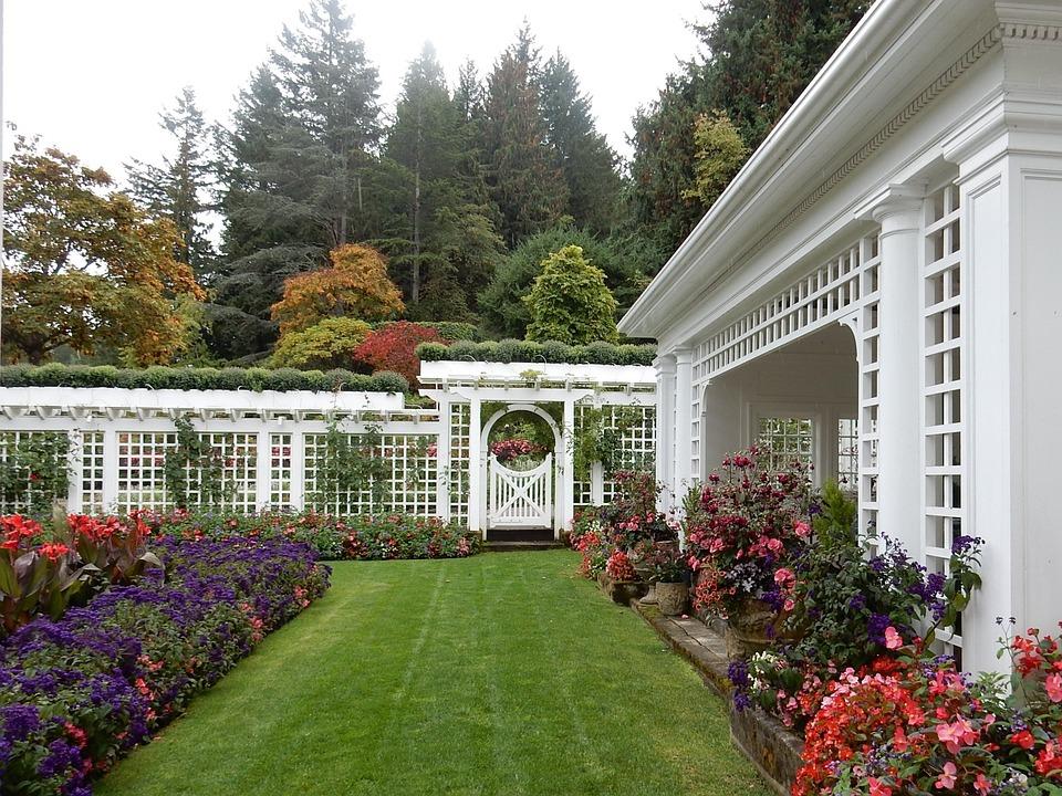 Victoria Garden Canada Vacation · Free photo on Pixabay