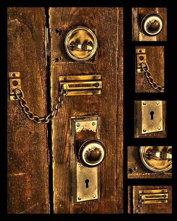 Latch Door Keyhole Wooden Door Lock Wooden Old  sc 1 st  Pixabay & Free photo: Latch Door Keyhole Wooden Door - Free Image on ... pezcame.com