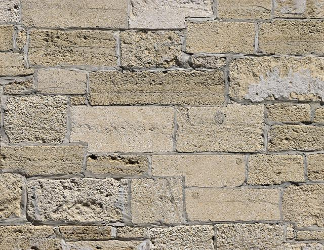 Stone Wall Brick Exterior Free Photo On Pixabay