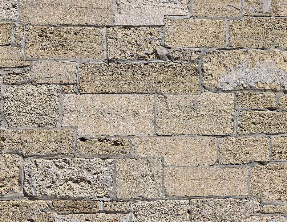 Piedra exterior falsas tejas durables de la pared de for Pared de ladrillos falsa