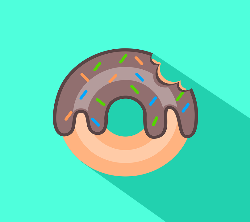 Donut Candy Sweets Free Image On Pixabay