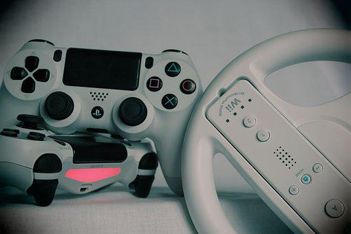 Gaming, Games, Gamepad, Ps4, Playstation