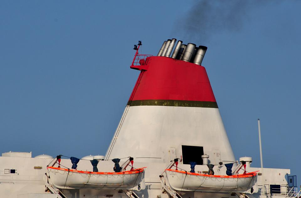 Free Photo Chimney Ship Steamer Cruise Ship Free Image On - Can you take a steamer on a cruise ship