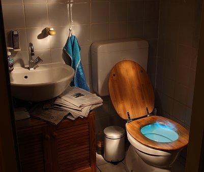 Loo, Wc, Toilet, Sanitaryblock