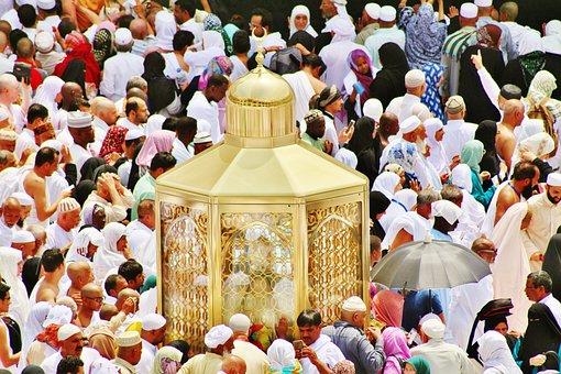 アッラーの家, メッカ, モスク, イスラム教徒, カーバ神殿, ムハンマド