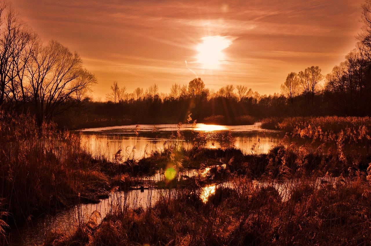 Вознесением, картинки природа вечер