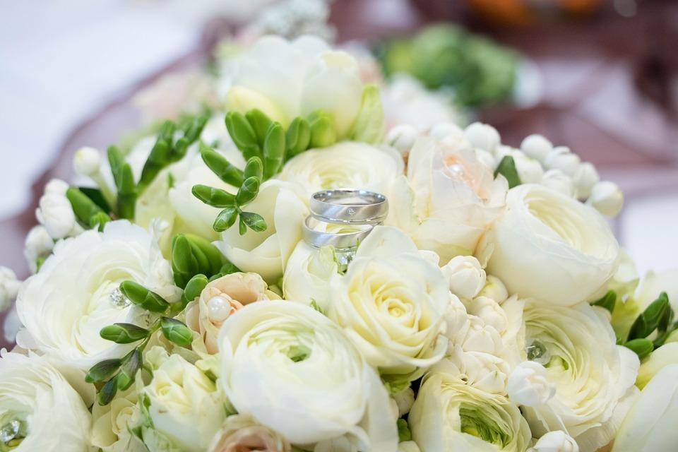 Wedding, Eheringe, Hochzeit, Heirat, Eheschließung