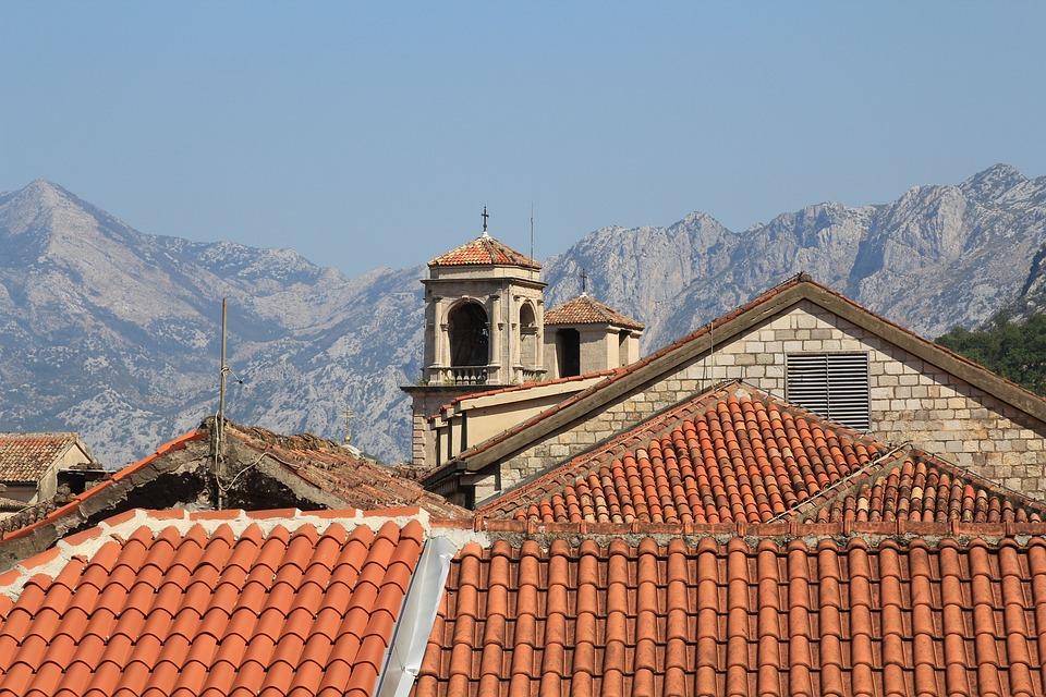 Roof Tile Kotor - Free photo on Pixabay