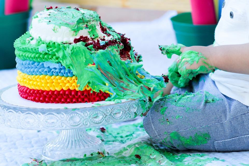 Tårta Parti Barn Gratis Foto På Pixabay