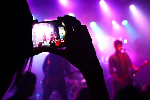 Live Music Rock Show Concert Live Music St