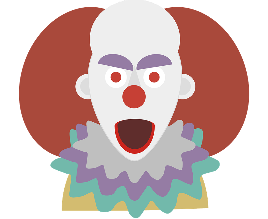 clown terror halloween  u00b7 free image on pixabay sign in clip art free sign clipart png