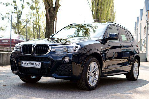 Car, Bmw, X3, Vehicle, Transportation