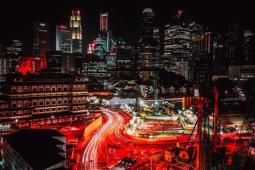 Singapour, Ville, Urbaines
