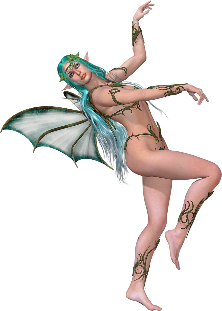 Elf sprite and fairy porn sexy clips